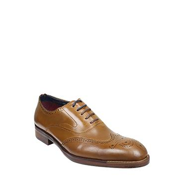 MANGAITI BRENT POPE SHOES - COGNAC