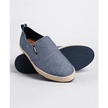 Superdry Hybrid Slip On - GREY