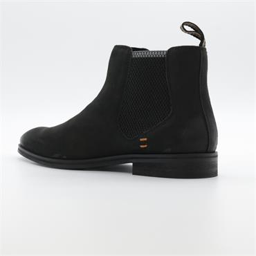 Meteora Chelsea Boot - BLACK