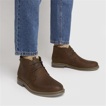 Readhead Lace Up Boots - BROWN