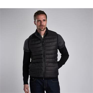 B.International Reed Gilet - BLACK