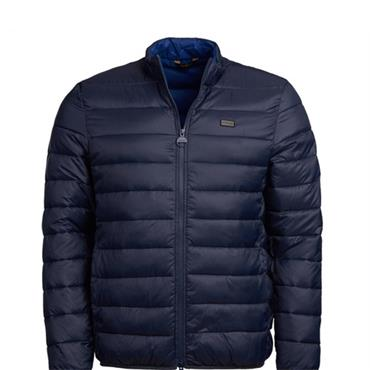B.International Reed Quilt - Navy