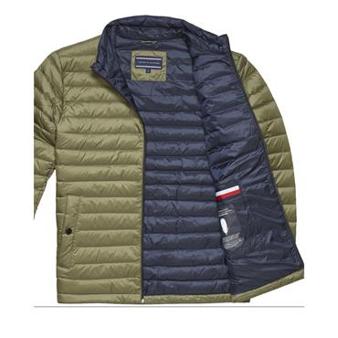LIGHT WEIGHT PACKDOWN   HILFIGER - GREEN