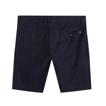 BROOKLYN SHORT LIGHT TWILL HILFIGER - 403 SKY