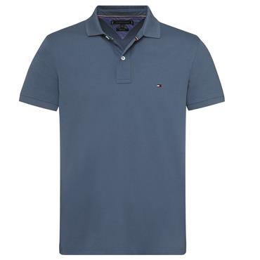 TOMMY REGULAR  POLO  HILFIGER - Vintage Indigo