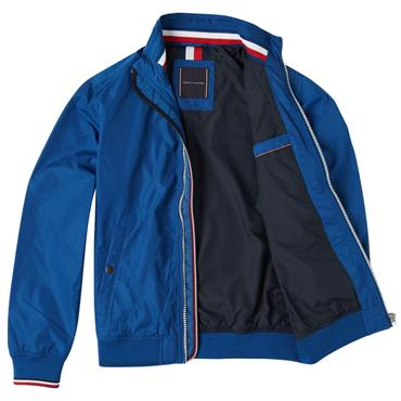 HARRINGTON NYLON BOMBER  HILFIGER - 431 Blue
