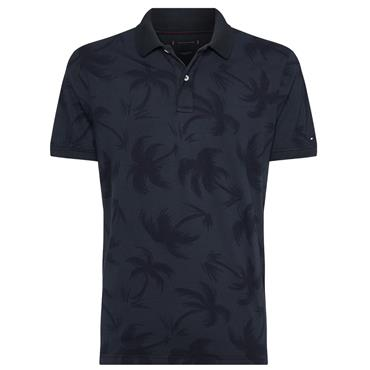 ALLOVER PALM GMD SLIM  POLO  HILFIGER - 403sky