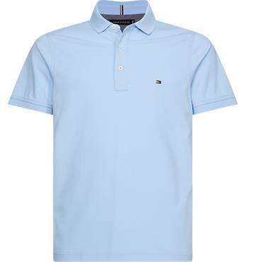 Tommy Hilfiger Reguar Fit Polo - Bluebell
