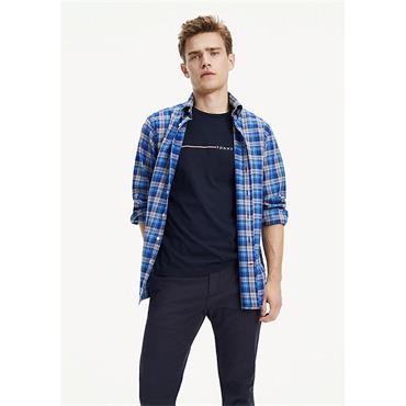 Melange Multi Check Shirt - MULTI STRIPE