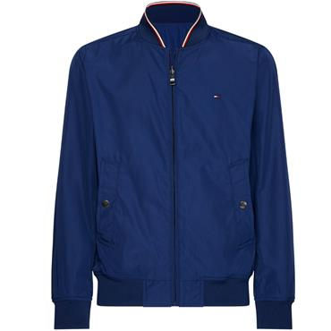Tommy Hilfiger Reversible Jacket - BLUE