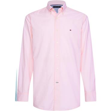 Tommy Hilfiger Soft End On End Shirt - PINK