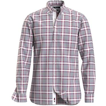 Tommy Hilfiger Check Shirt - RED