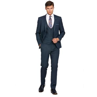 Olli Benetti 3pc Suit - TEAL