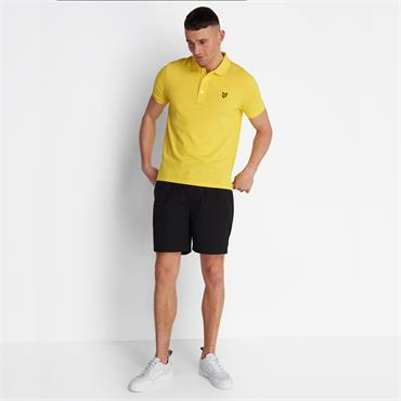Lyle & Scott Polo Shirt - Buttercup Yellow