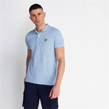 Lyle & Scott Polo Shirt - Pool Blue