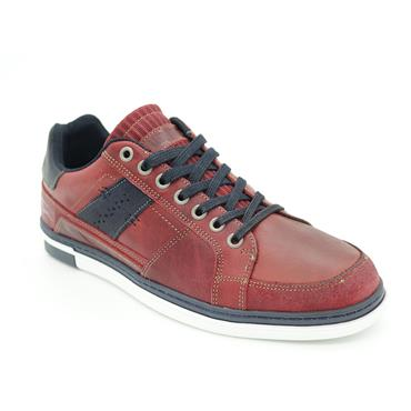 Tommy Bowe Casual Shoe - RED