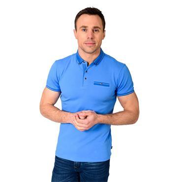 Rolleston Polo Shirt - BLUE