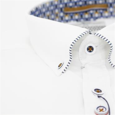 Dario Beltran Slim Fit - WHITE