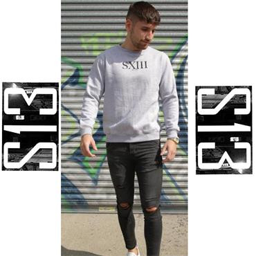 S13 Sweatshirt - GREY