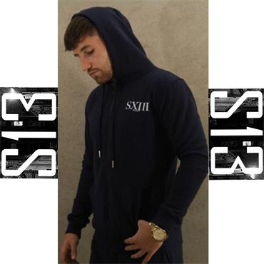 S13 Zip Up - Navy