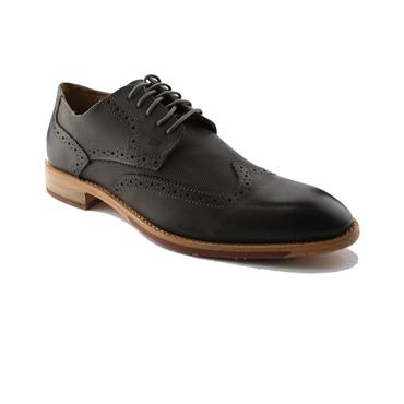 MIRCO  SHOES  GORDON&BROS - GREY