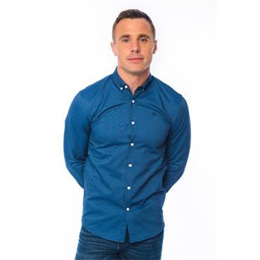 Xv Kings Casual Shirt - Blueberry