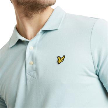 Polo Shirt - Blue Shore