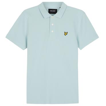 Polo Shirt - Blue Shore