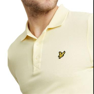 Polo Shirt - Vanilla Cream