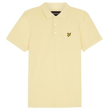 Polo Shirt - Vanilla Cream