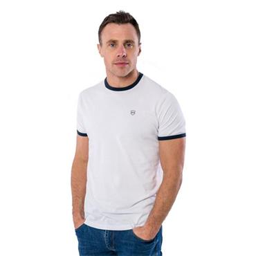 Stillorgan Tee - WHITE