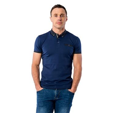 Tanetua Polo Shirts - Navy