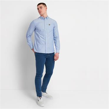 Lyle & Scott Oxford Shirt - Riviera