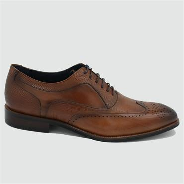 Tommy Bowe Formal Shoe - TAN