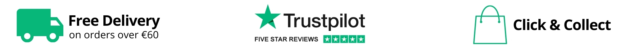 FREE DELIVERY TRUST PILOT