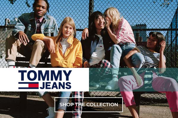 Tommy Jeans Spring Summer 2019