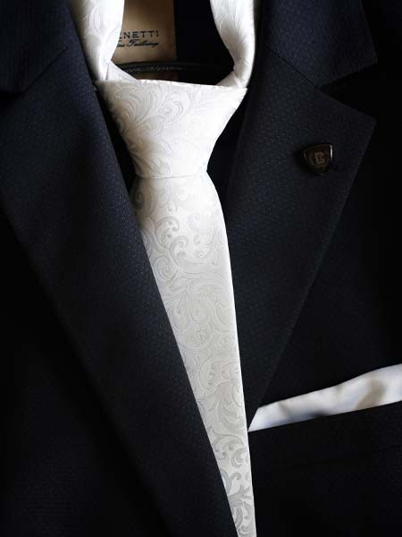 Wedding jacket and waistcoat