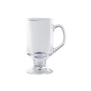 Irish Coffee / Hot Whiskey / Mulled Wine Glass (with handle)
