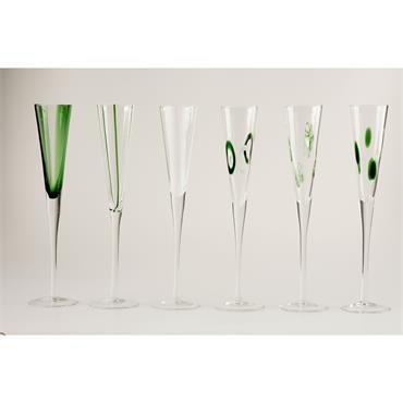 Viva Champagne Glass 6oz/20cl (25 glasses)