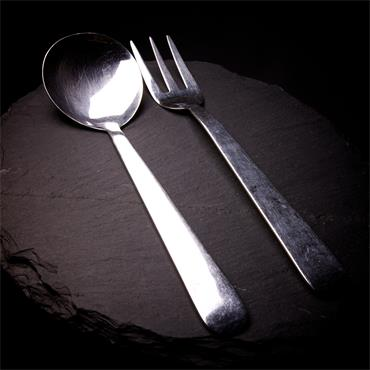"12"" Serving Forks - Salad"