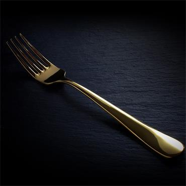 Gold Dinner Fork (10 Per Pack)