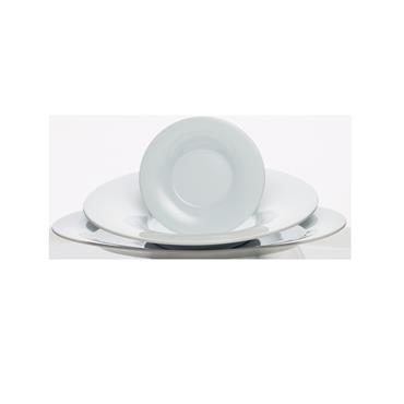"""Dessert Plate Avant Garde 9"""" (10 per pack)"""