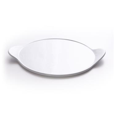 "White Circular Platter 14""/36cm"