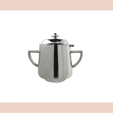 Sugar Bowl 30cl/10oz Deluxe stainless steel