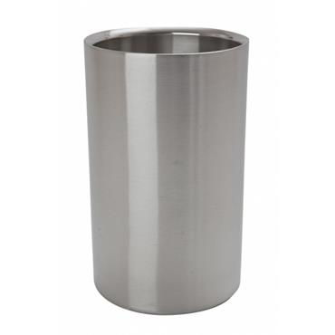 Wine Cooler  (Stainless Steel & double walled ,holds 1 bottle)