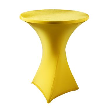 Spandex Yellow (Price not inclusive of high table)