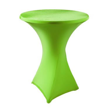 Spandex Green (Price not inclusive of high table)
