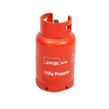 Gas Cylinder 25Lb Propane Red