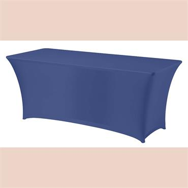 Spandex for *6x30* rectangular Table - BLUE