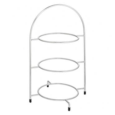 Afternoon Tea Cake Stand (Stainless Steel)